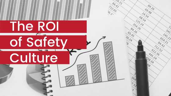 Charts nd graphs - the ROI of Safety Culture